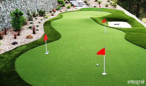 Artificial Turf Golf