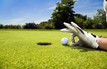 Artificial Turf Golf Course
