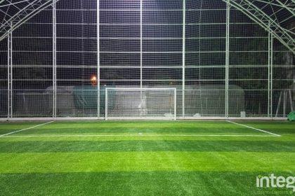 INDOOR football carpet Field