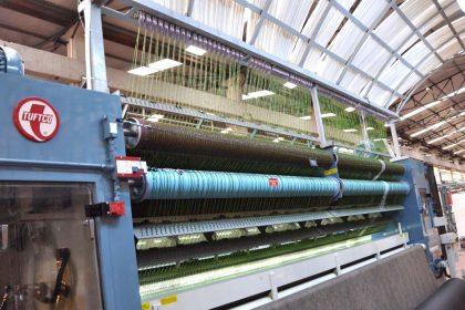 artificial grass factory.