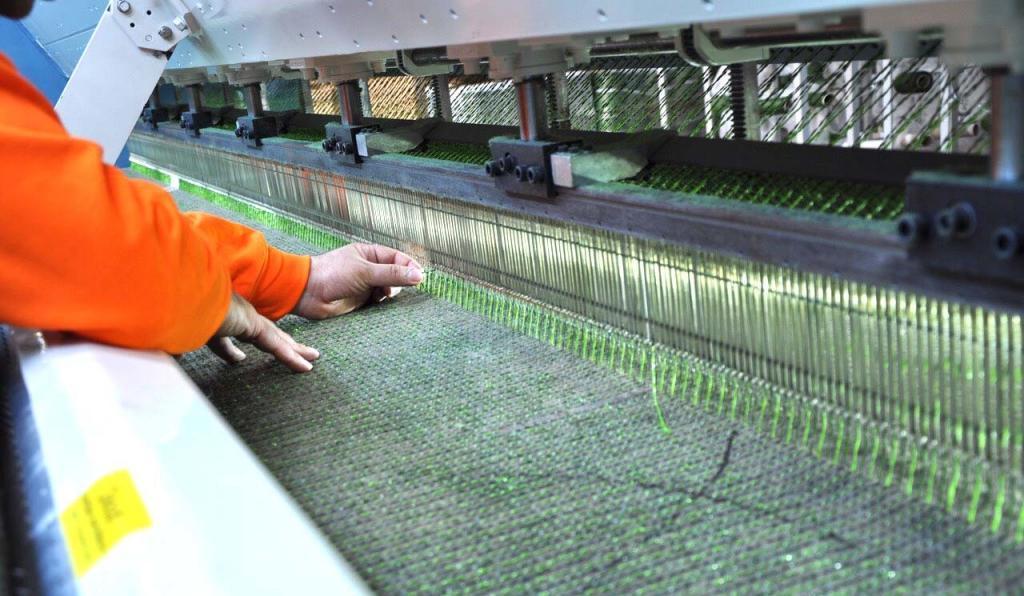 artificial gazon factory