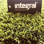 Artificial grass Soccer Field Construction