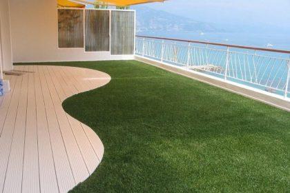 Artificial turf for balconyArtificial turf for balcony
