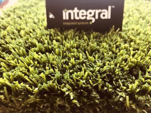 artificial turf installation