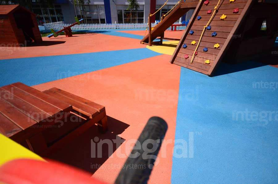 How Should Children's Playgrounds Be? Importance of Rubber Floors!