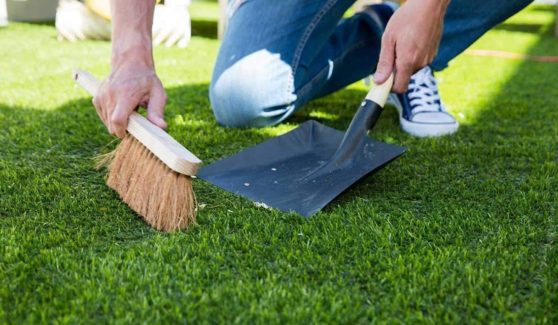 How to do natural lawn care? Importance of artificial lawn!