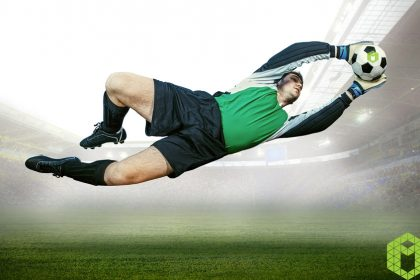 The importance of artificial grass for goalkeepers!